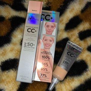 🆕 It Cosmetics CC+ Color Correcting Cream Medium